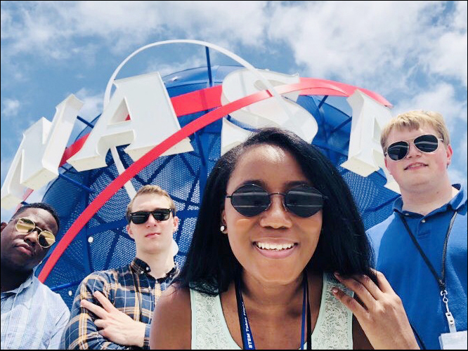 STEM Takes Flight, a NASA Research Experience