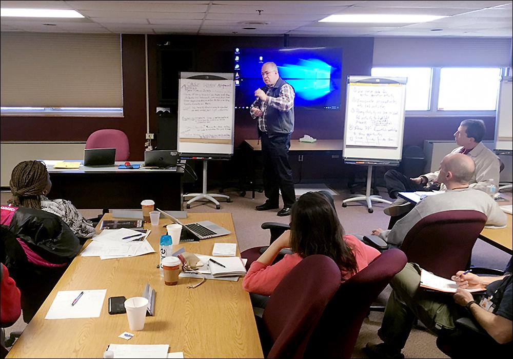 STEM Takes Professional Development Workshop
