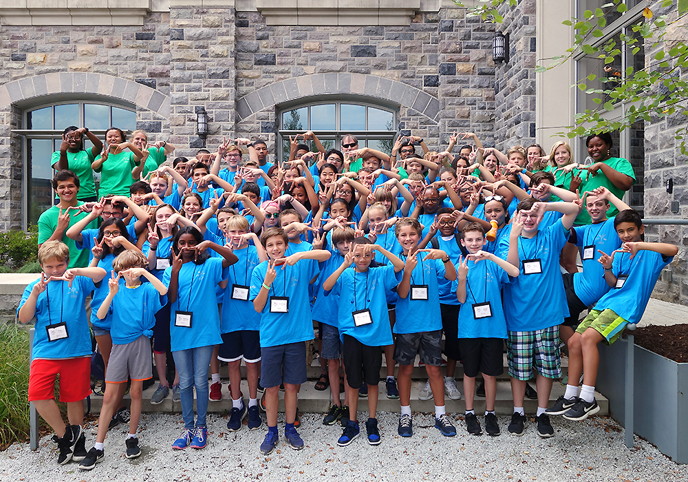 Imagination Summer Camp at Virginia Tech