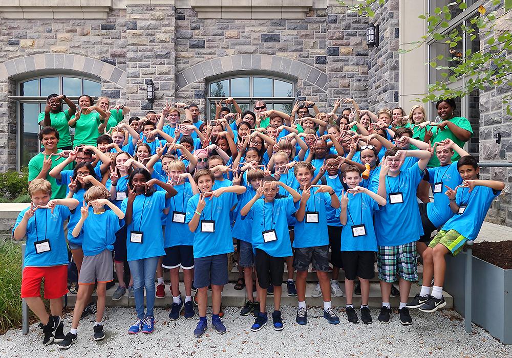 Imagination Summer Camp at Virginia Tech