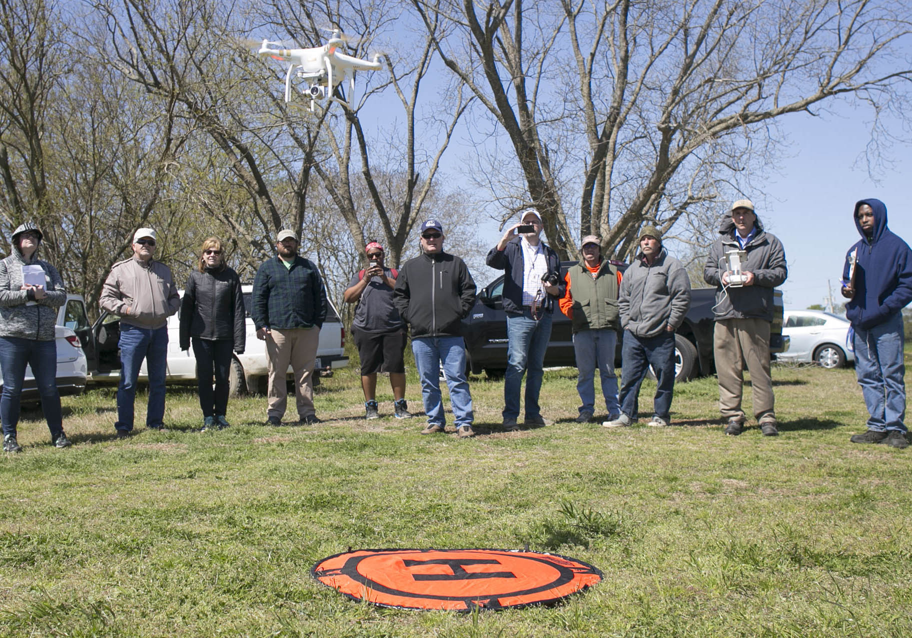 GEOTED-UAS The Nature Conservancy