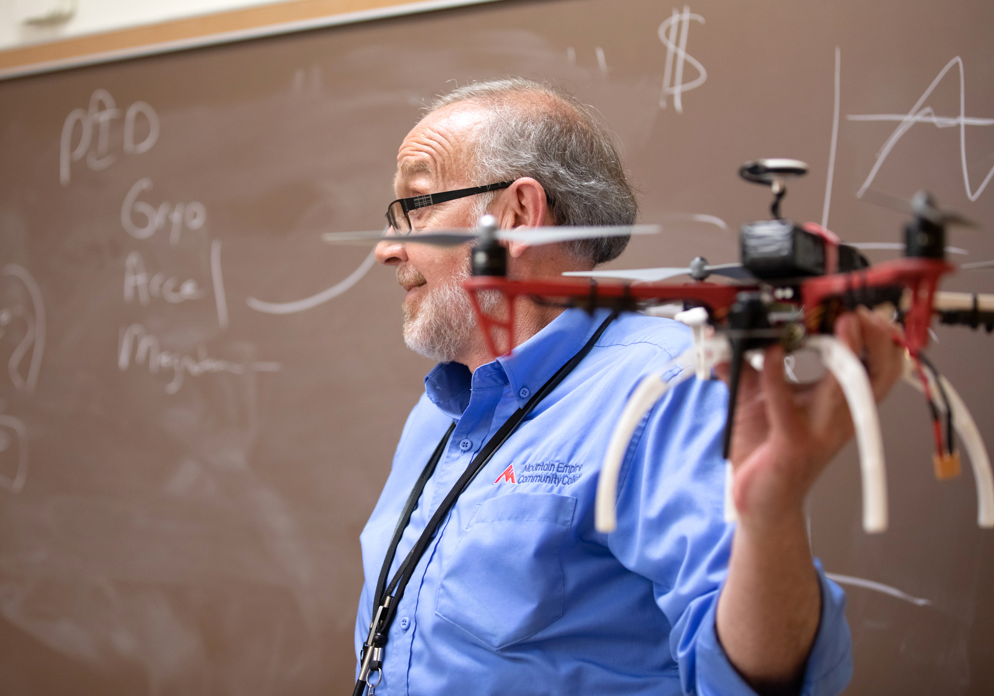 GEOTED-UAS Faculty Institute