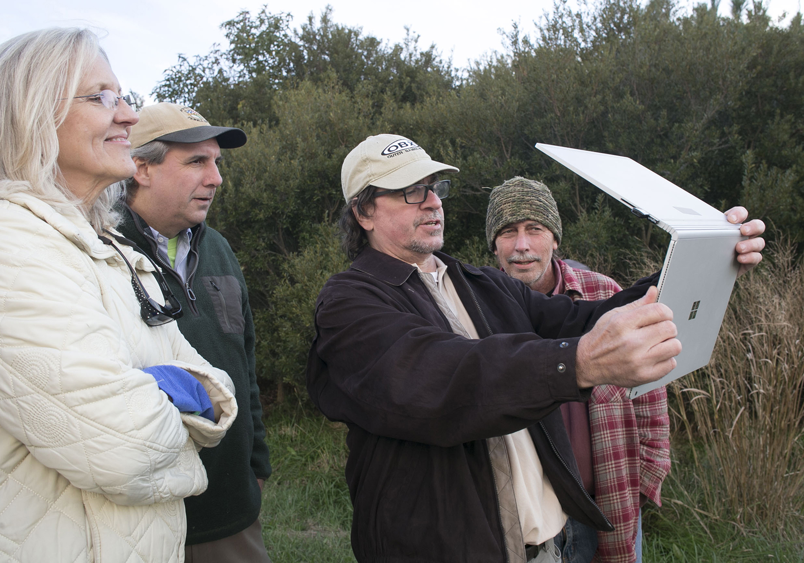The Nature Conservancy mapping