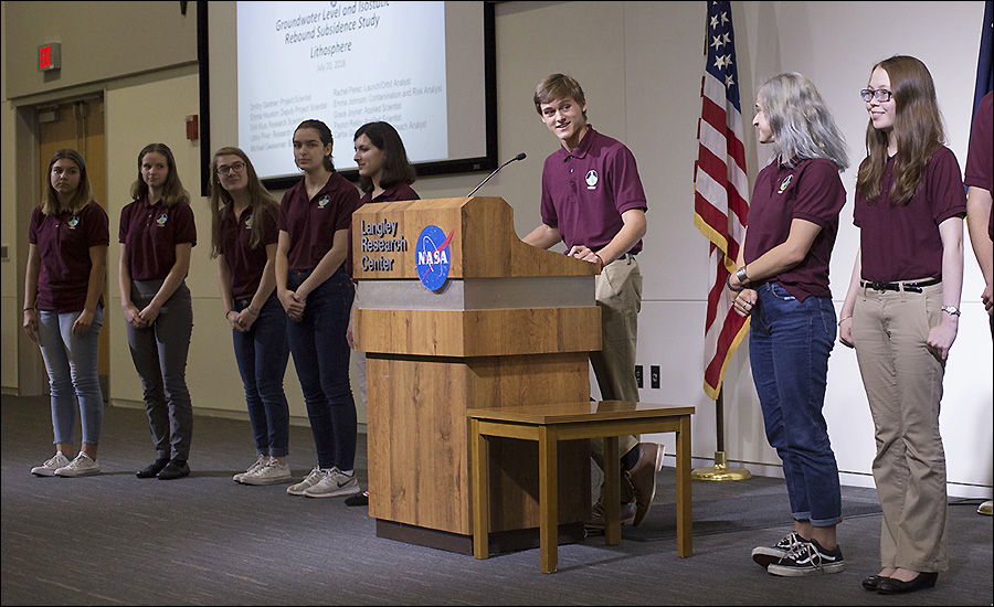 Virginia Earth Systems Science Scholars